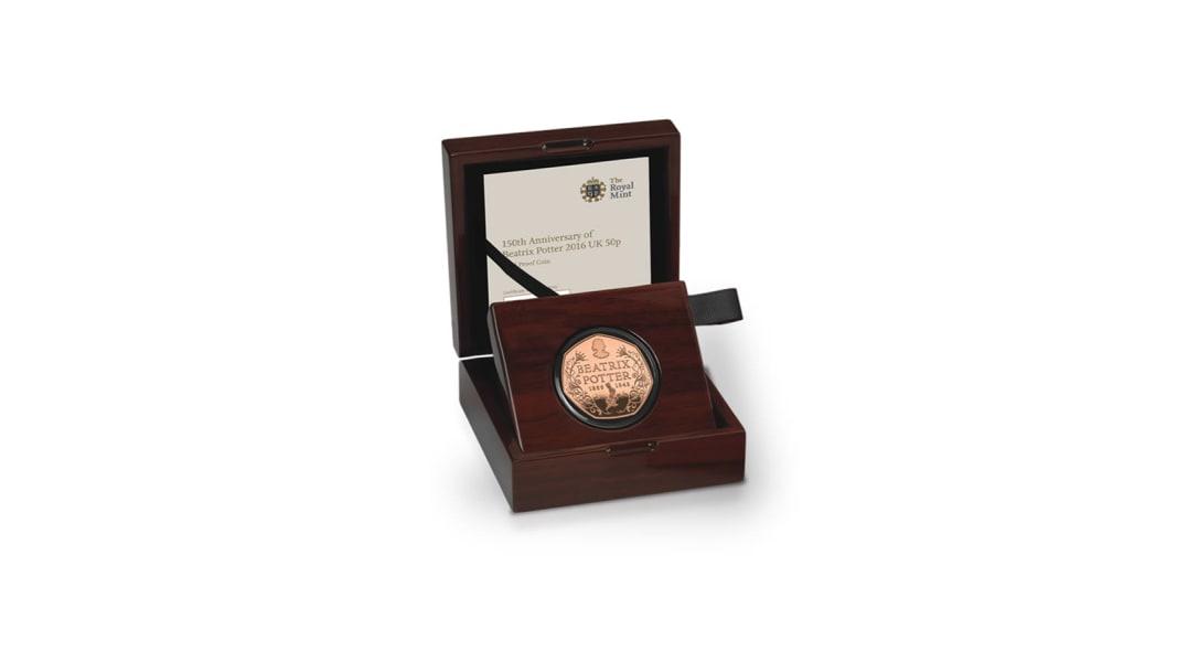 01 Beatrix Potter coin