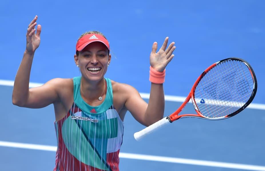 Kerber Azarenka Australian Open