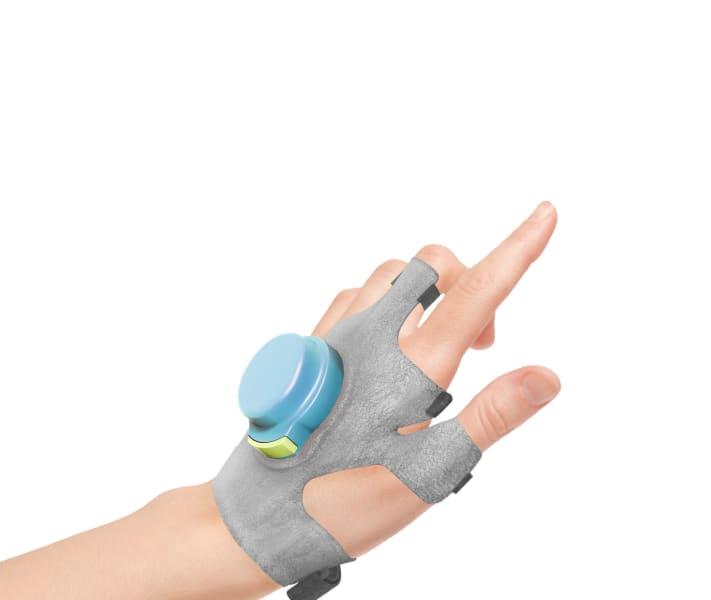 gyro glove parkinson's