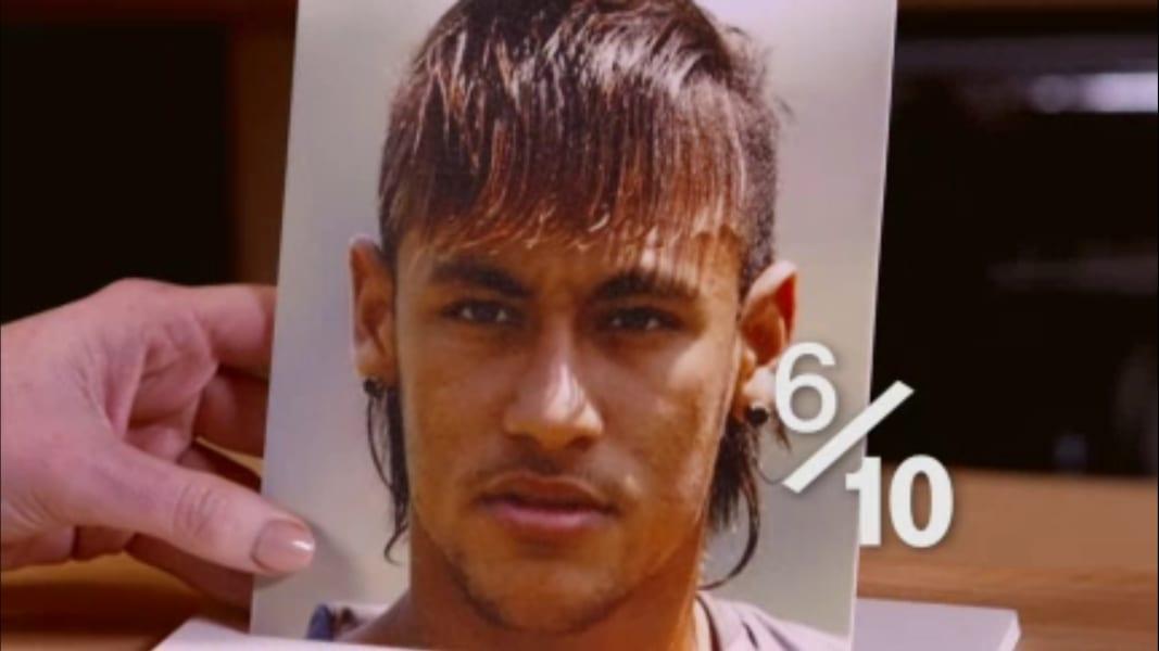 Joe Hart Hair: Neymar