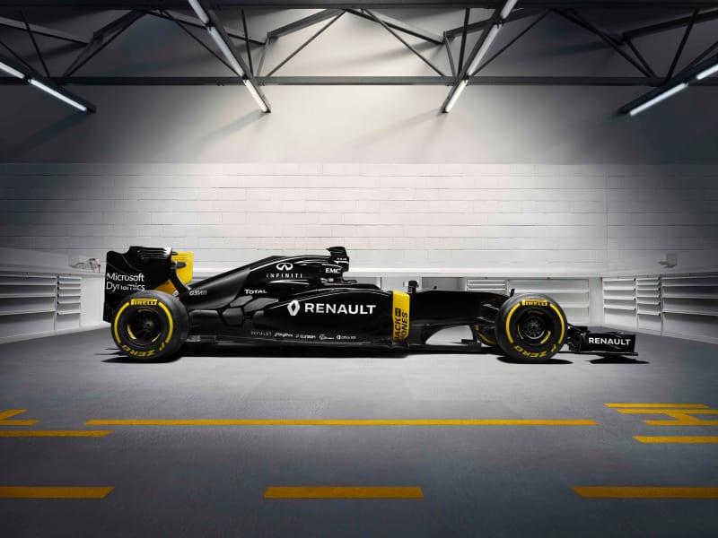 renault 2016 car side profile