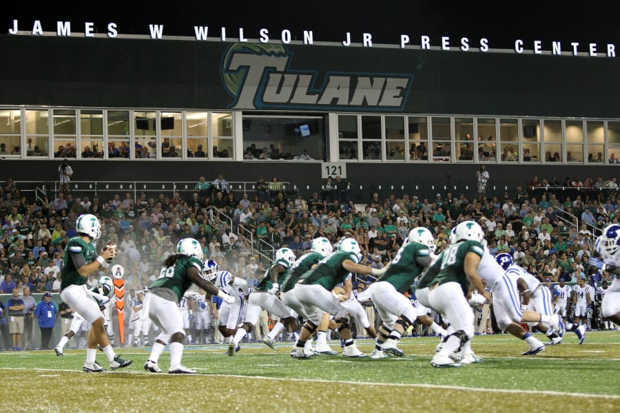 Tulane Yulman Stadium 2