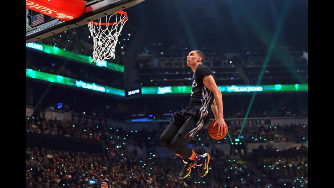 NBA Slam Dunk 30