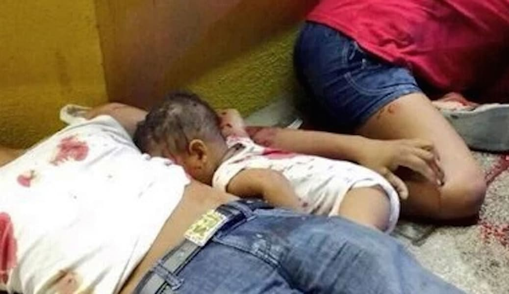 mexico murdered family GRAPHIC