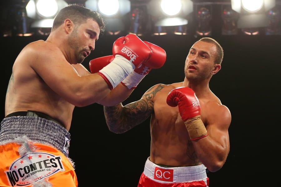 quade cooper boxing 2013
