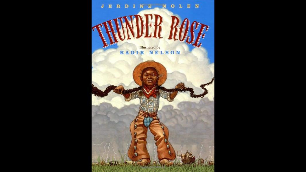 16 BlackGirlBooks Thunder Rose