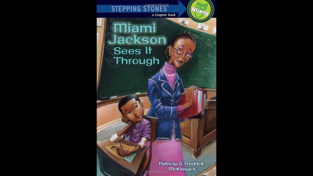19 BlackGirlBooks Miami Jackson Sees It Through