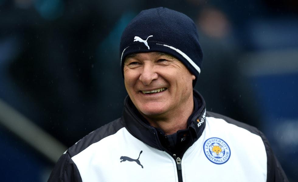 Claudio Ranieri Manager of Leicester City