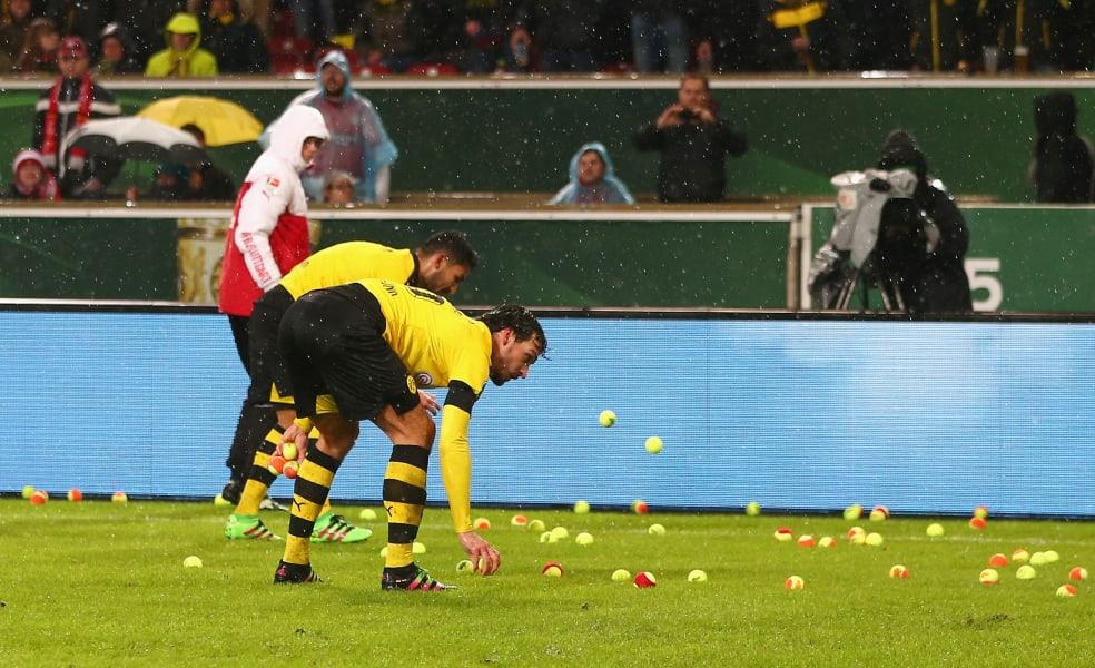 Borussia Dortmund tennis balls