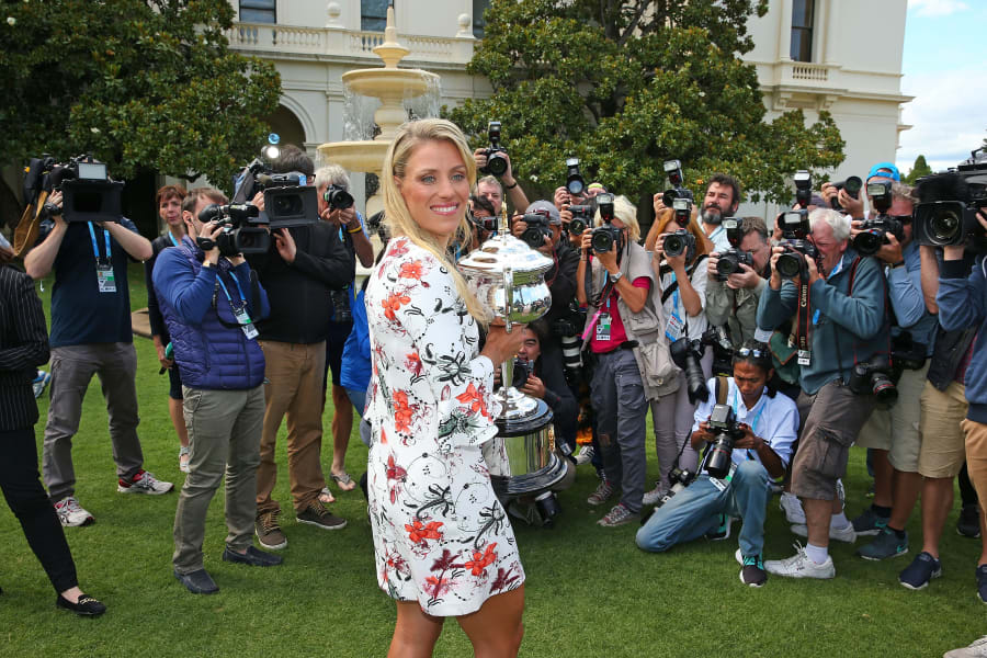 Kerber day after