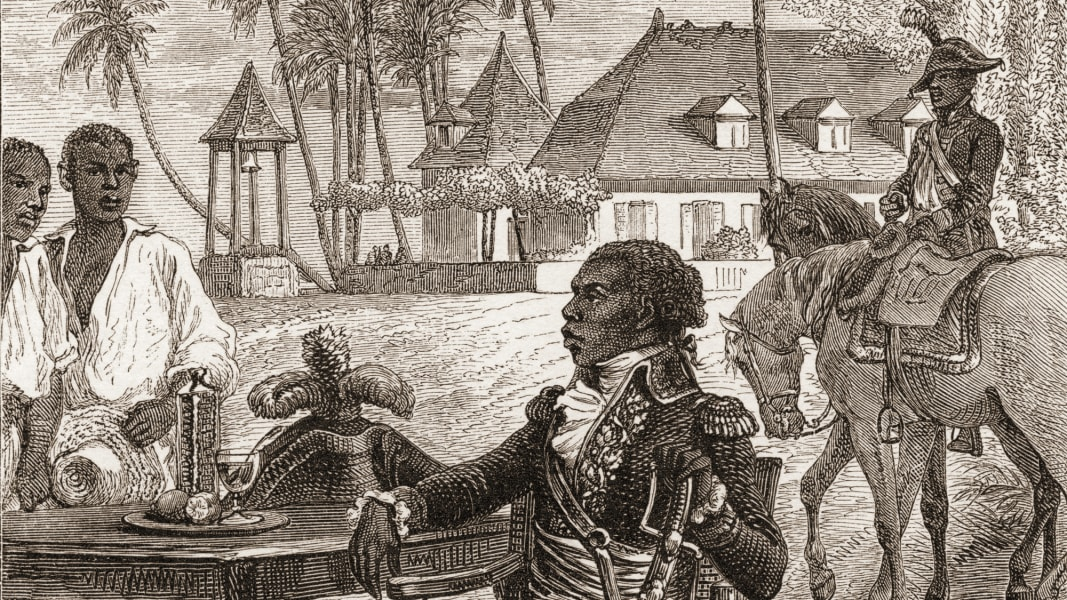 02 mosquitos history haitian revolution - RESTRICTED