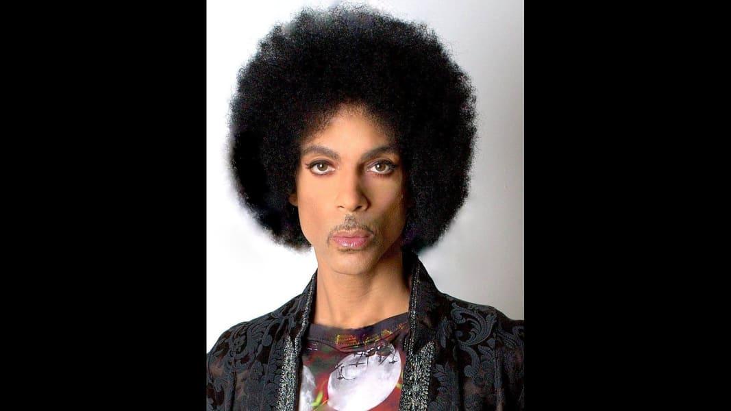Prince passport photo