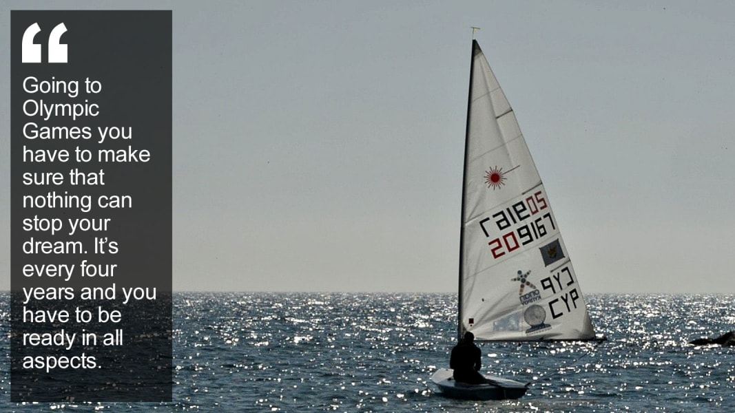 kontides h2h sail boat 2