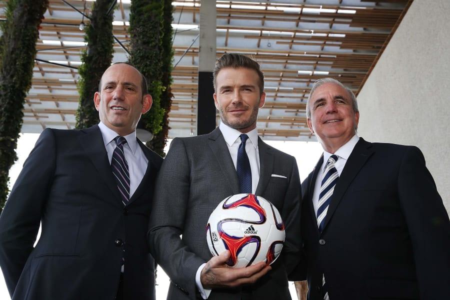 Beckham Miami MLS