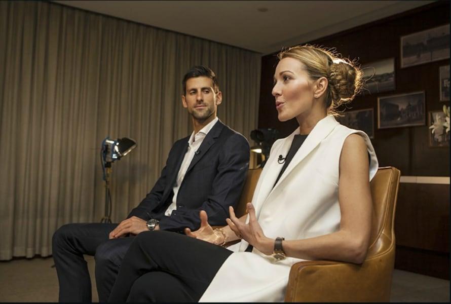 New Djokovic