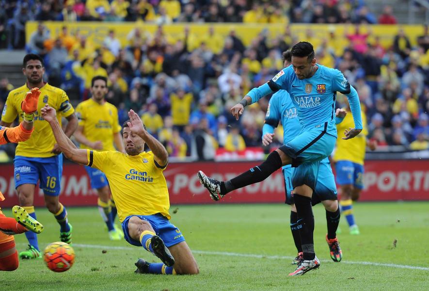 Neymar winner