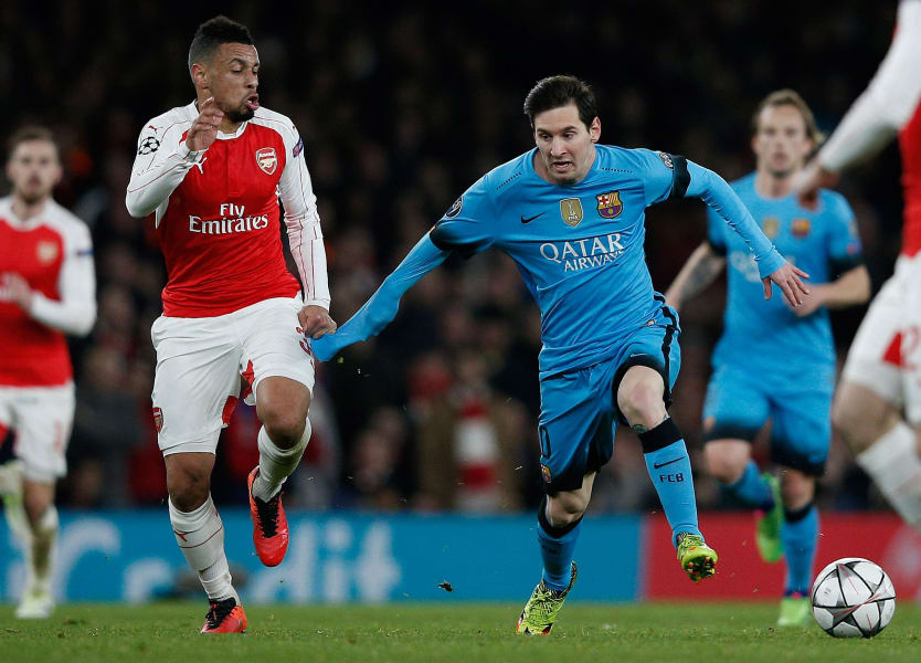 Messi Coquelin