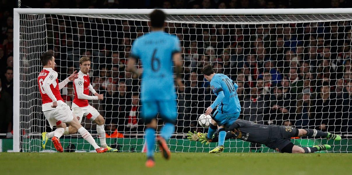 Messi goal