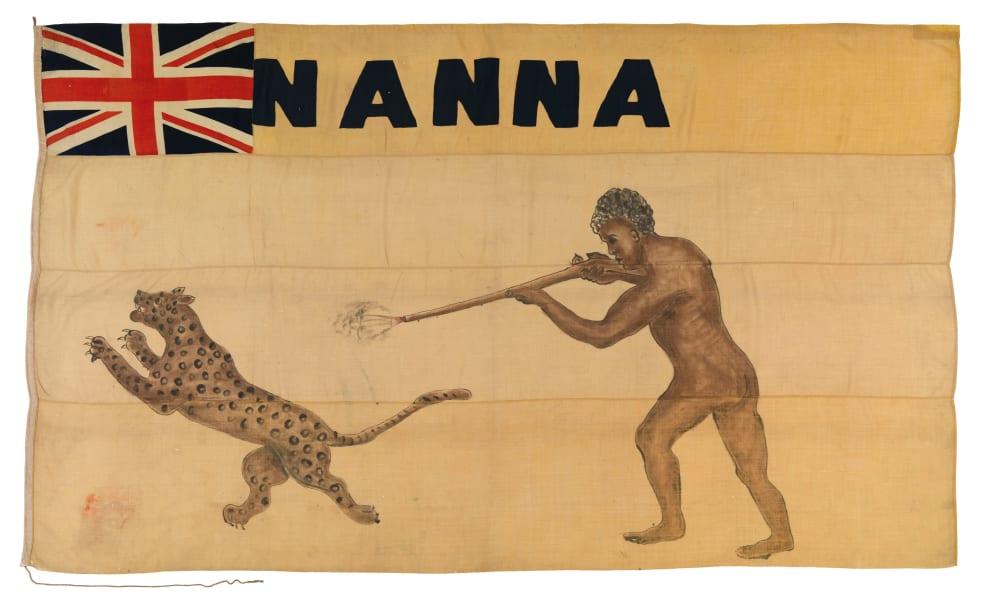 maritime museum nanna flag