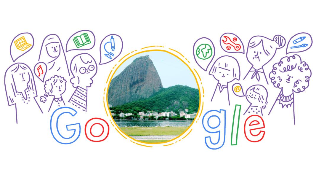 Diversity in Google Doodles