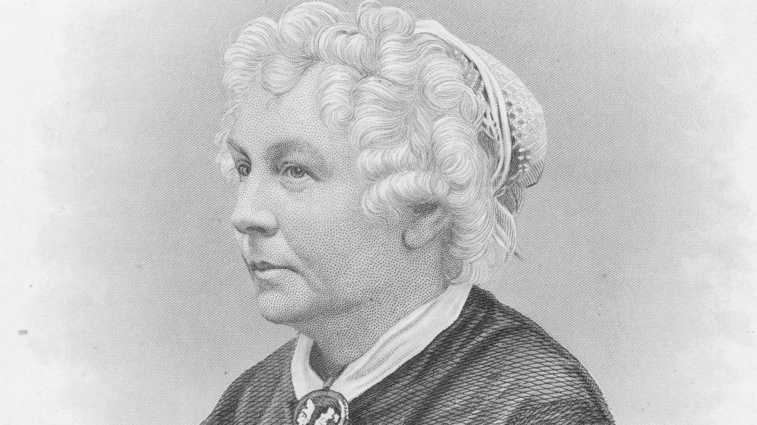 International Women's Day: Elizabeth Cady Stanton