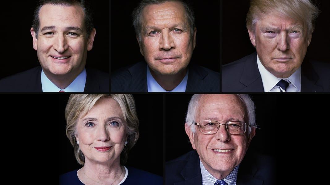 5 candidate split no overlay