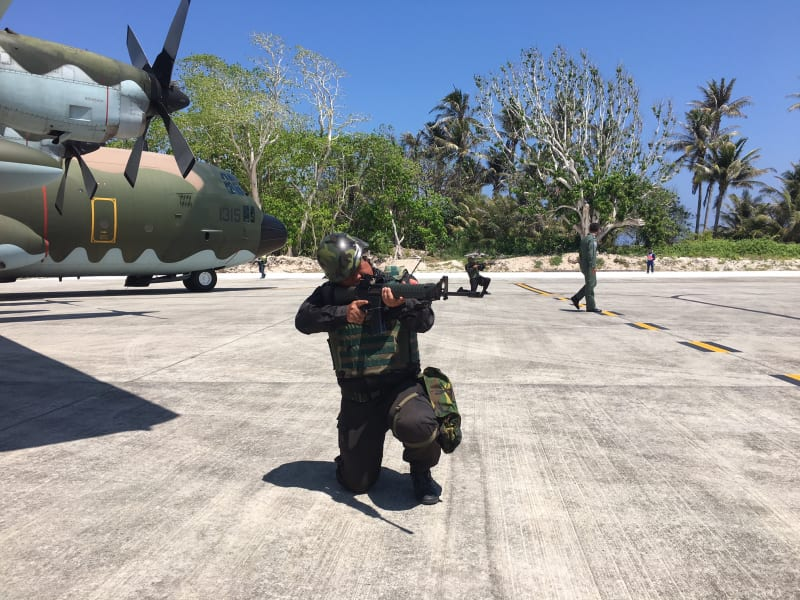 Taiping island Itu Aba 2