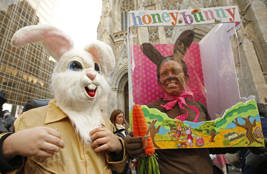 16.5th ave easter parade