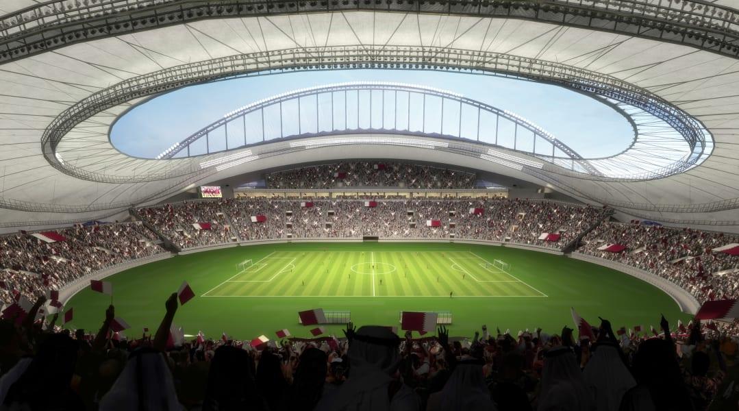 Khalifa International Stadium Doha Qatar World Cup 2022