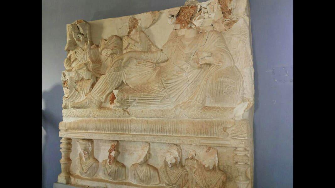12 palmyra ruins