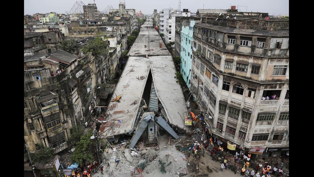 11 Kolkata overpass