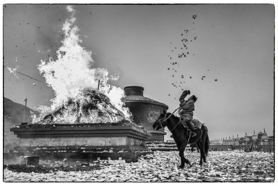 Chinese photography Liu Chengliang