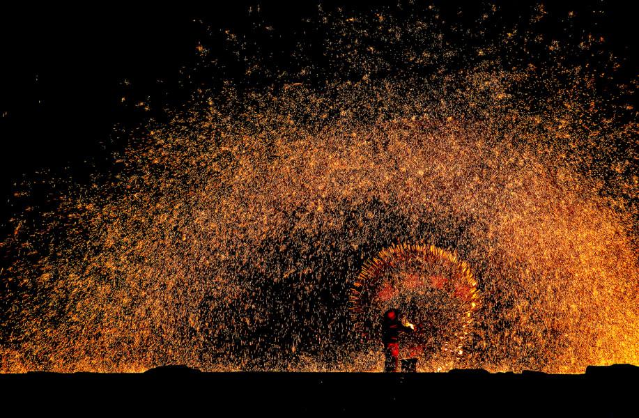 China photography Wang Lijun