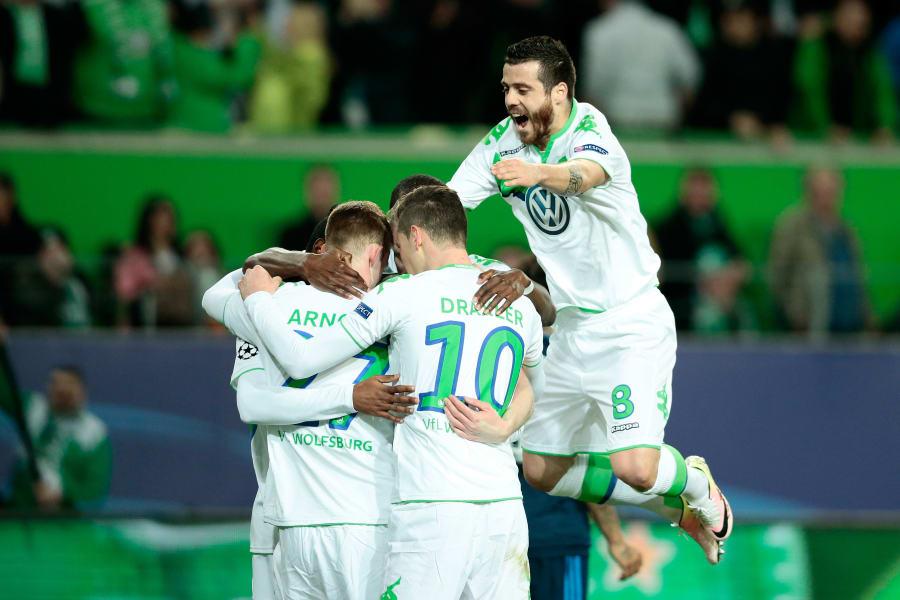 Wolfsburg second