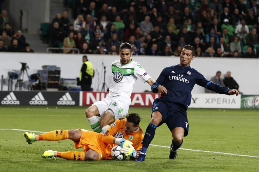 Ronaldo Wolfsburg