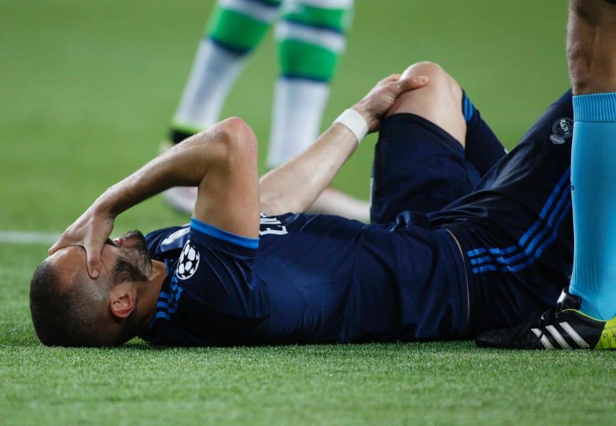 Benzema injury