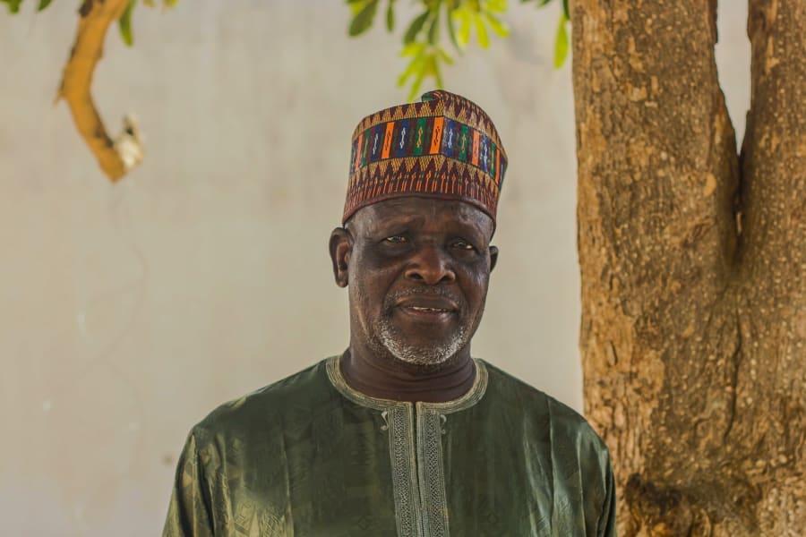 boko haram portraits Sergeant Lawan