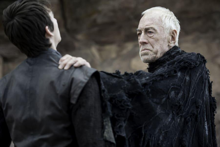 GOT Bran Stark Three Eyed Raven