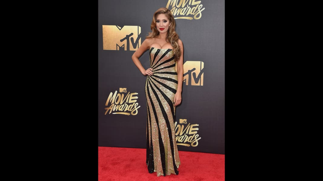 18.MTV movie awards
