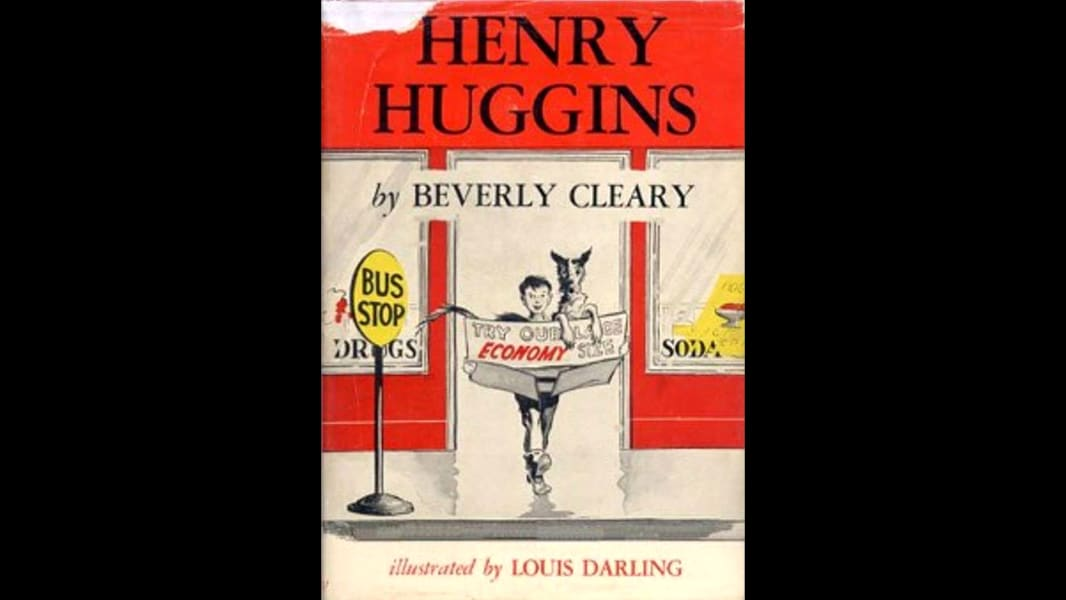 03 Beverly Cleary books