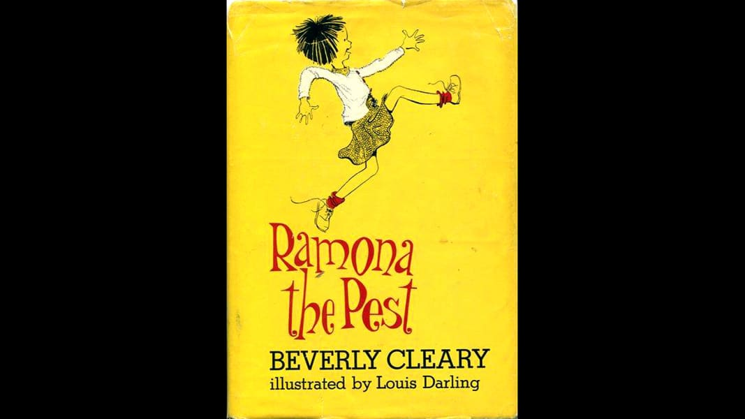09 Beverly Cleary books