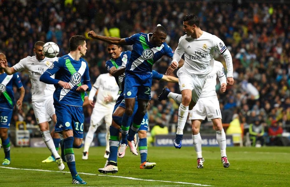 Cristiano Ronaldo header