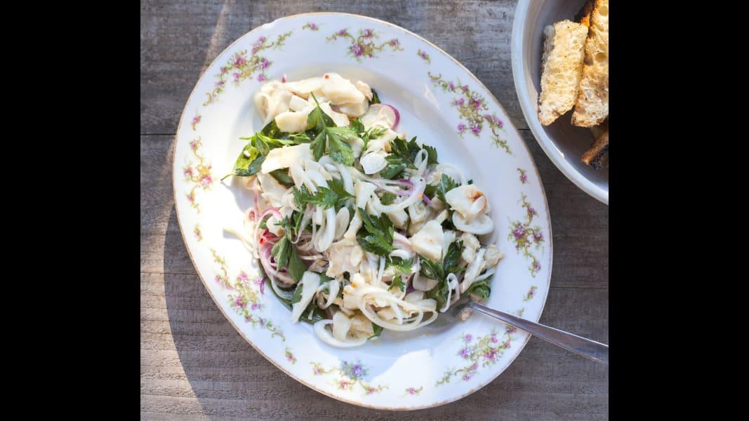 03 Endless Table_Baccala salad