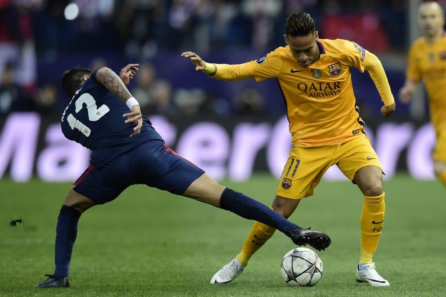 Neymar Atletico