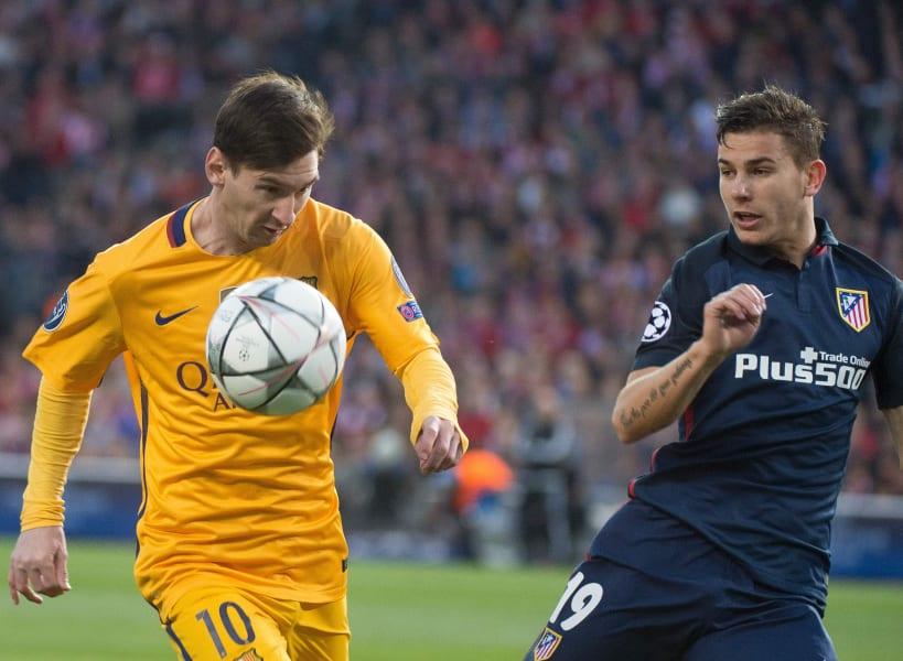 Messi Atletico