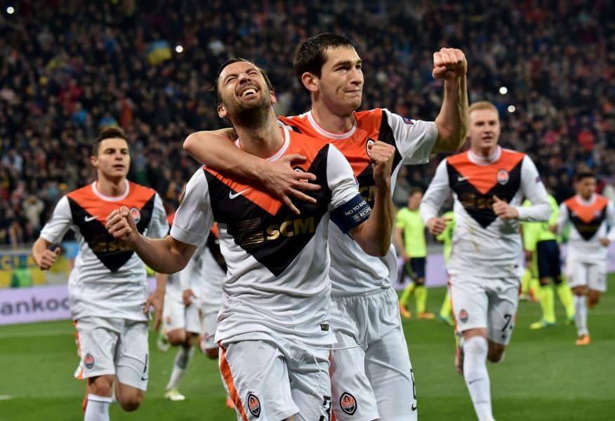 Shakhtar europa league