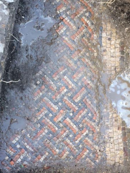 Roman Villa Wiltshire 2
