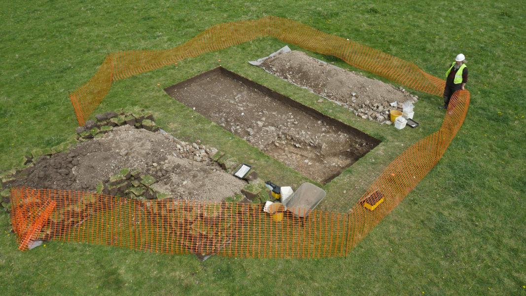Roman villa Wiltshire 8