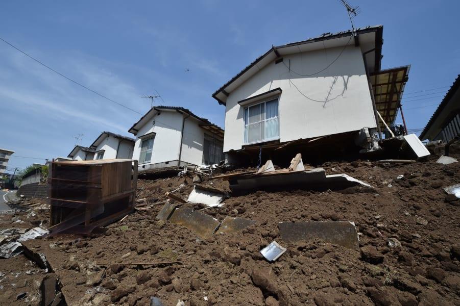 Earthquake magnitude measurement 7