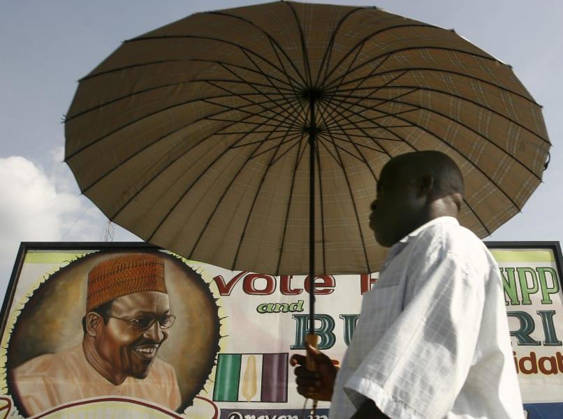 nigeria umbrella